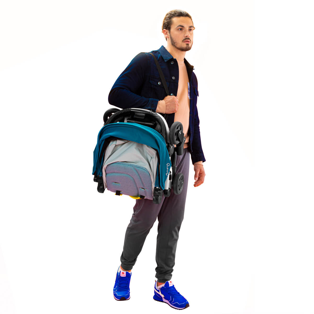 Quinny LDN: Comfortable carrying strap